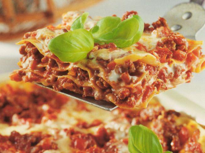 E' Domenica. Lasagne con Ragù alla Bolognese...Per tutto il resto ci sono Le Terme del Colosseo