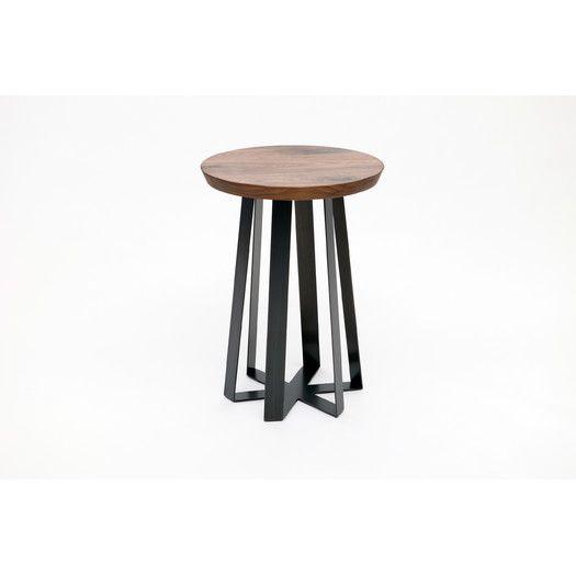 ARTLESS ARS Tall End Table   AllModern - 22w x 30h