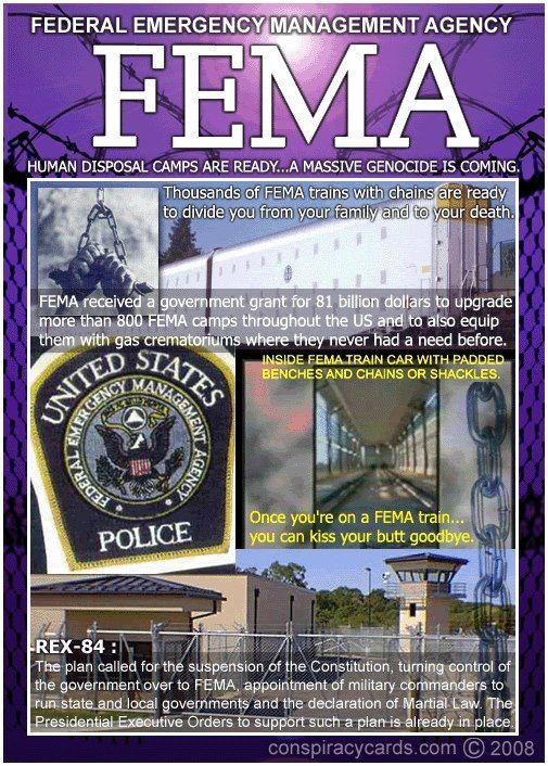 Best HOAX FEMA CAMPS Images On Pinterest Illuminati - Fema camps in the us map
