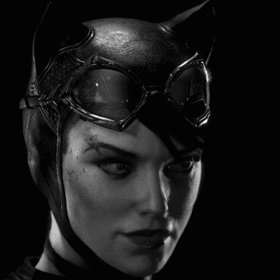 It would not be surprising if Catwoman, Nightwing and Robin received some Challenge Map packs like Batman: Arkham City, or perhaps they will get some play time in a DLC release. Description from theparanoidgamer.com. I searched for this on bing.com/images