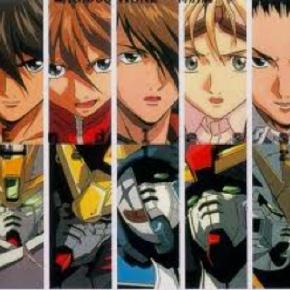 Gundam Wing. The series that got me into anime.