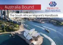 The South African Migrant's Handbook Australia Bound gives you a breakdown of the Australian migration process from start to end. Get your copy for FREE http://migrate2oz.co.za/index.php?option=com_content&view=article&id=213