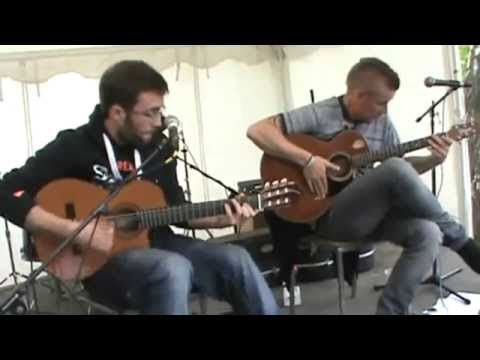 Two Guitarists Prove Daft Punk Work Just as Well Acoustically