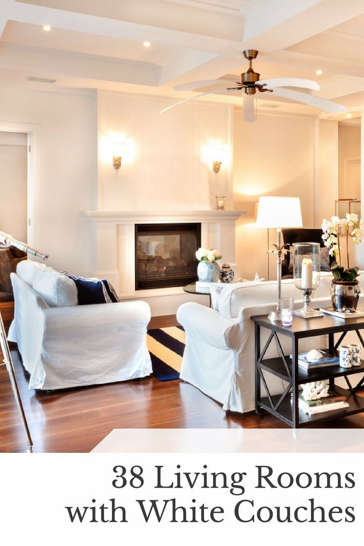 38 living rooms with white couches living room ideas living room rh pinterest com