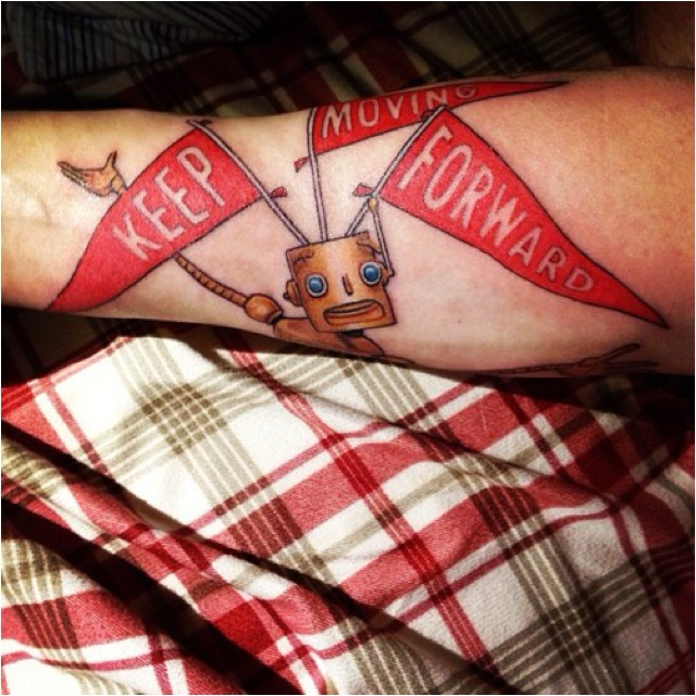 25+ Best Ideas About Keep Moving Forward Tattoo On