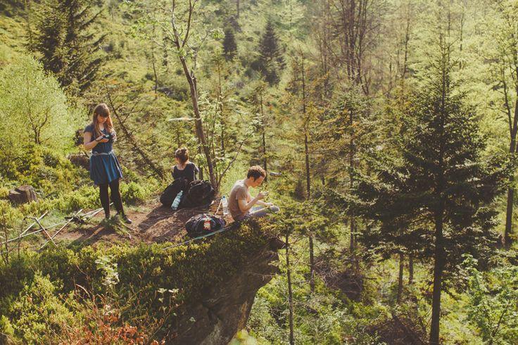 #lato #summer #mountains #góry #Gorce #friends #sun #travel #travel Poland