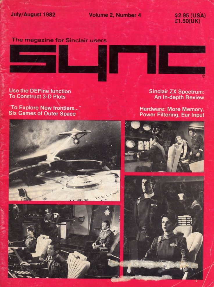 Sync: The Magazine For Sinclair Users, Volume 2, Number 4, July / August 1982 - #Timex #Sinclair #Spectrum #ZX81 #80s #1980s #1982 - http://www.megalextoria.com/magazines/index.php?twg_album=Computer_Magazines%2FSync%2FSync_1982-07_show=Sync+Vol+2+No+4+001.jpg