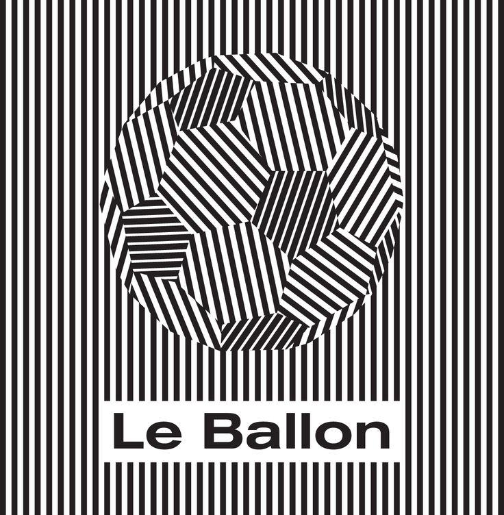 Le Ballon, bar éphémère, identité Yorgo&co