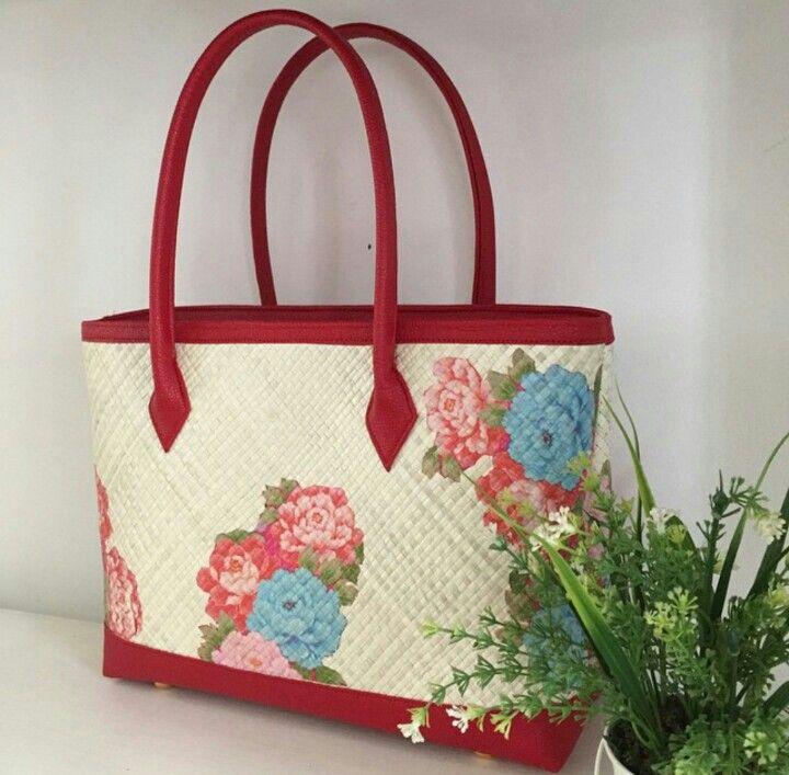 Sadewa Painting - Woven Bag