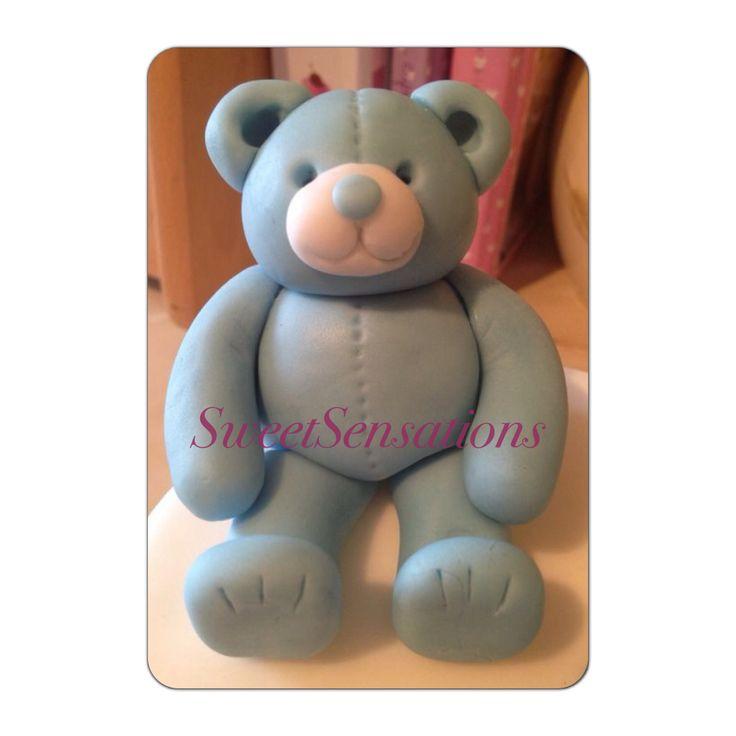 736 x 736 jpeg 34kB, Teddy Bear Topper | cake ideas | Pinterest