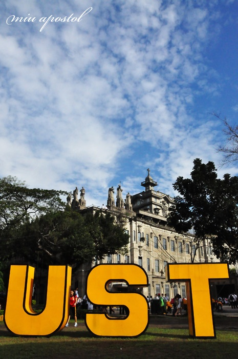 University of Santo Tomas Manila, Philippines - my alma mater