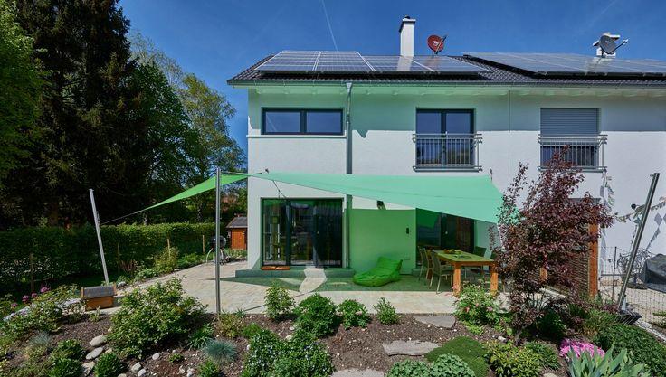 Doppelhaus, Wohnflaeche 116 m2 Haus kaufen münchen, Haus