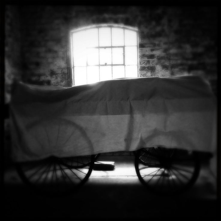 Southwell Workhouse Mortuary