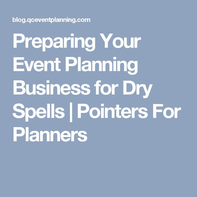 Latest Preparing Your Event Planning Business For Dry Spells Pointers Planners With Wedding Name Ideas