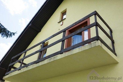 odbiór domu #balkon #barierka #balustrada