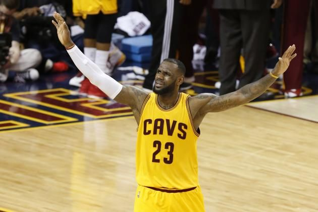 NBA Finals 2015: Warriors vs. Cavs Game 4 TV Schedule, Live Stream and Odds