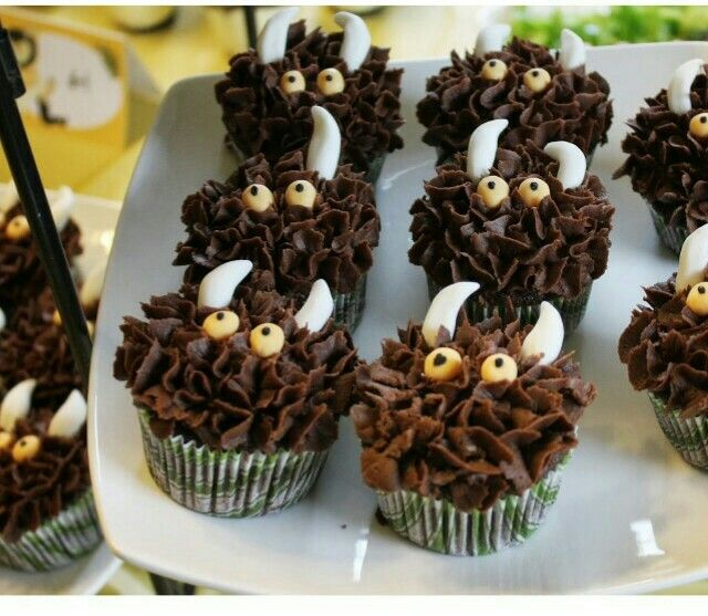 Where The Wild Things Are Cupcakes Benny Turns 1 1st Birthday