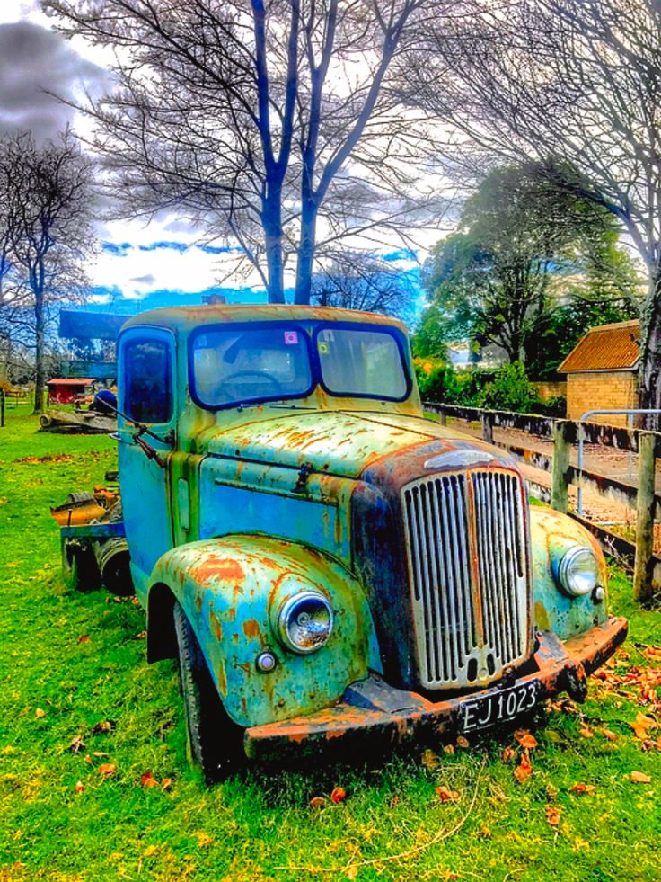 Old Morris Truck is a photograph by Stuart Clifford. Found this wonderful old truck quietly rusting in a field. Source fineartamerica.com