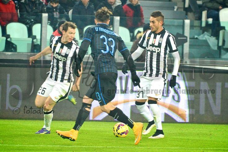 Pagelle Inter-Juventus