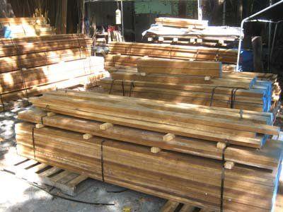Teak Lumber for sale