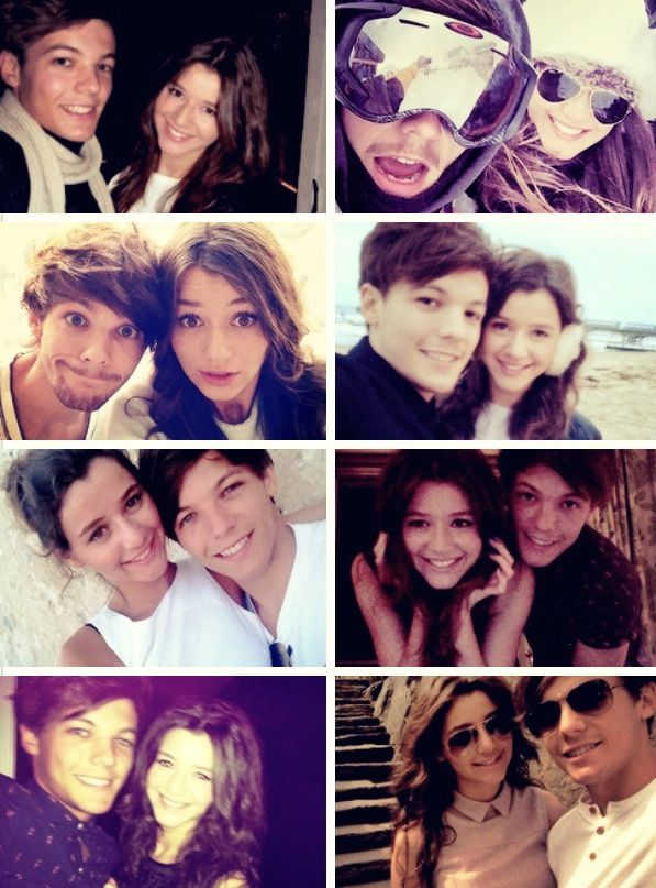 Eleanor Calder And Louis Tomlinson