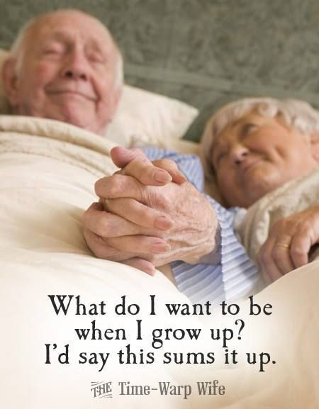 What do I want to be when I grow up? I'd say this sums it up!