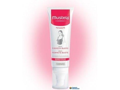 Mustela Maternidad Serum Firmeza Busto 75ml Un producto básico en el embarazo para mantener firme el pecho