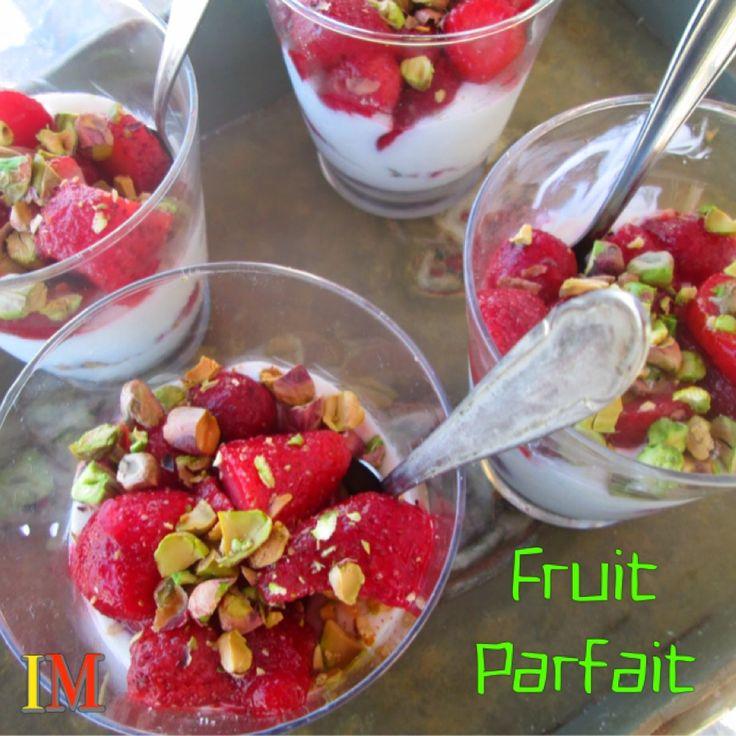 Are you a #Parfait lover? Here we give you a delicious Fruit Parfait recipe. Find it at: www.infomarketmagazine.com Enjoy.. YUM YUM!! #infomarketmagazine #Recipes