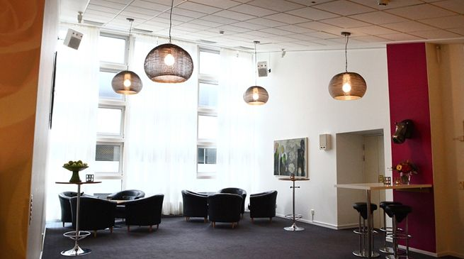 #lamps at  Quality Hotel Panorama Gøteborg