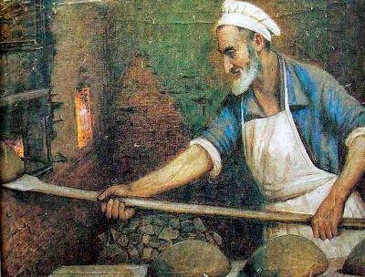 El Museo de Alberto: El panadero judío