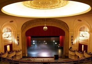 Historic live music palace in Port Chester, NY