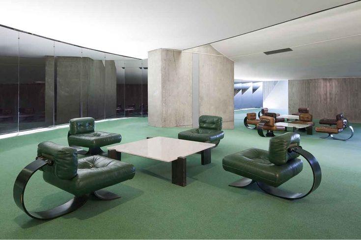 Oscar Niemeyer: King of the Curve