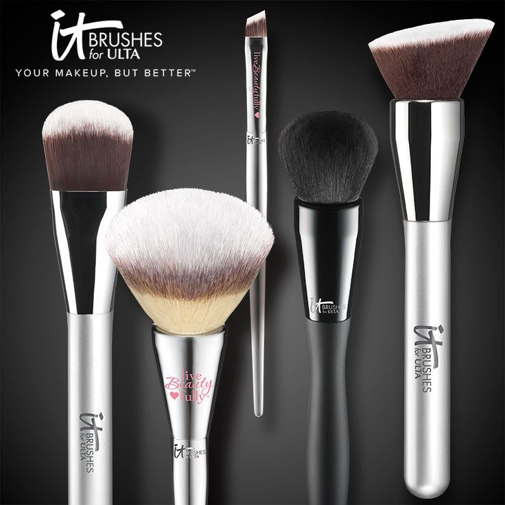 ulta makeup brushes. discover your with three distinct collections from brushes for ulta. only at ulta beauty. ulta makeup
