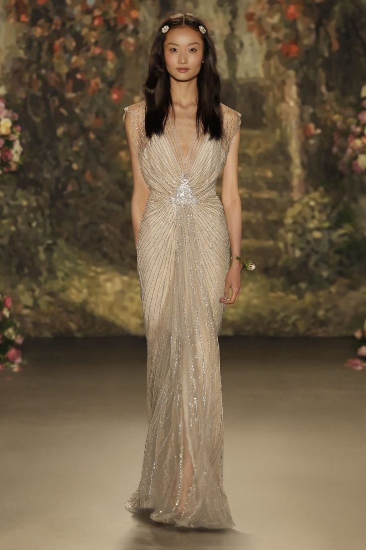 """Jenny Packham """"Lilya"""" :: Available in Australia exclusively at Helen Rodrigues, Sydney +61 2 9904 5700"""