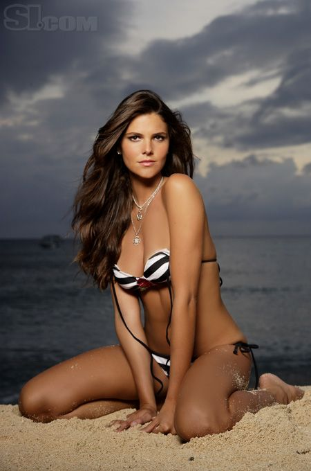 Daniella Sarahyba - Sports Illustrated Swimsuit 2008 Location: Grand Cayman, Cayman Islands, Cayman Islands Photographed by: Walter Iooss