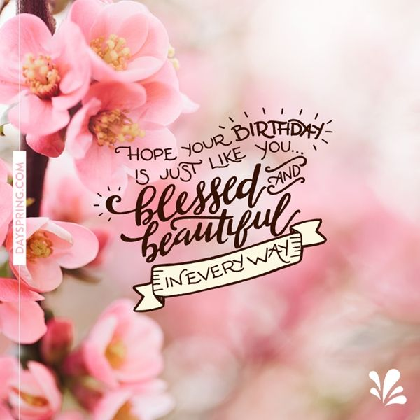 Blessed and Beautiful | Ecards | DaySpring