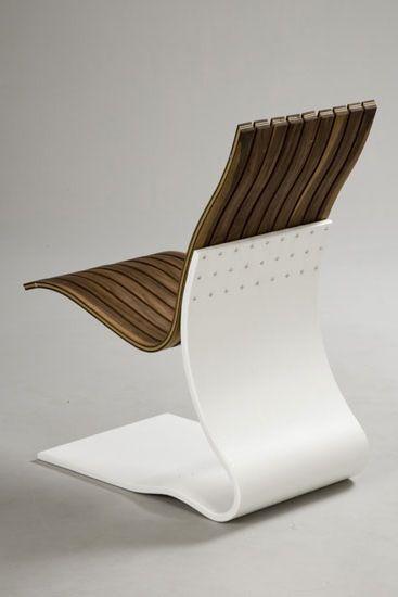 Modern Easy Chair :: EJ Bespoke Furniture