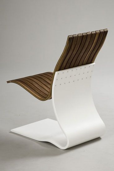 Modern Easy Chair :: EJ Bespoke Furniture