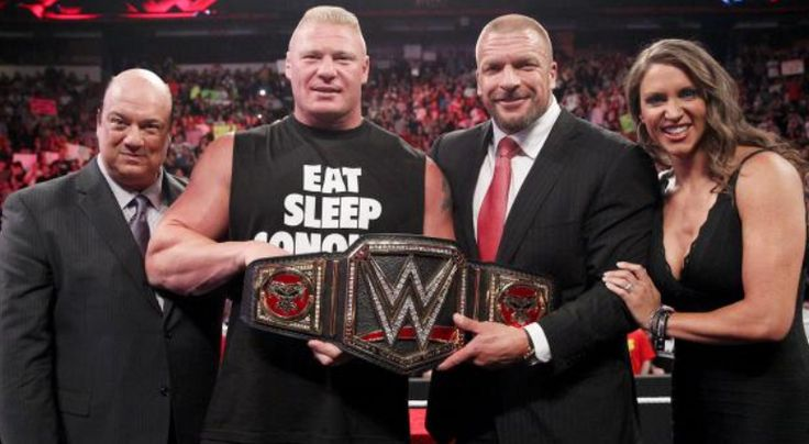 Brock Lesnar: Eat, Sleep, Negotiate, Repeat