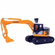 Children'S Toy Car Model Simulation Car of Inertia Engineering Car Boy Child Birthday Gift Small Long Arm Excavator 3250