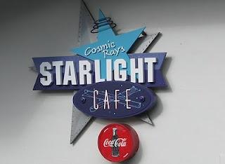 Cosmic Rays ..oh so yumm burgers at Magic Kingdom WDW