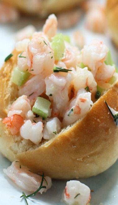 Mini Shrimp Rolls Recipe — Dishmaps
