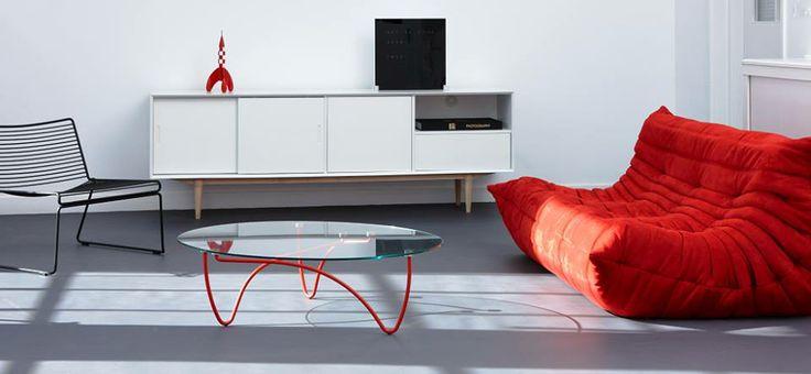 139 beste afbeeldingen over wooninspiratie op pinterest koper lampen en philippe starck - Eigentijdse design lounge ...