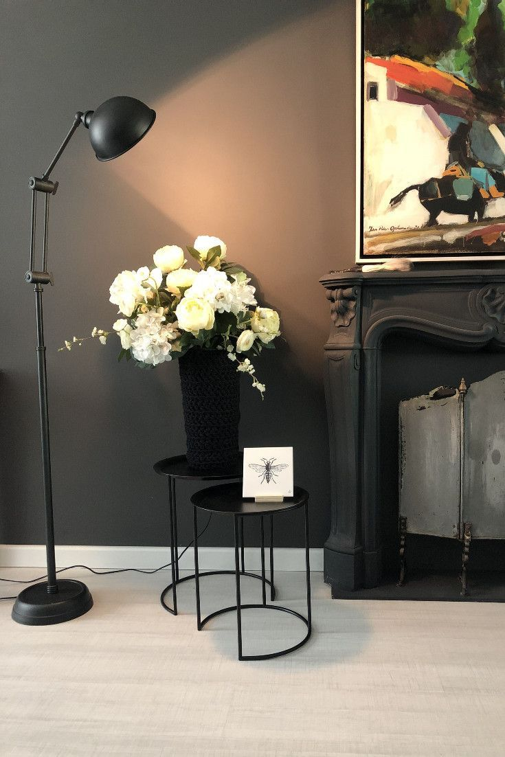 Beistelltisch Satztisch 2er Set Schwarz Metall 72 90 2er Beistelltisch Metall Officeinspirationindustrial Satzt Interior Design Bedroom Small