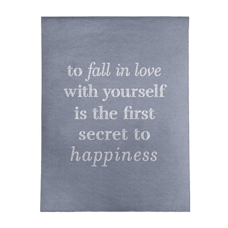 East Urban Home Handwritten Loving Yourself Quote Poly Chenille Rug Love Yourself Quotes Inspirational Quotes Be Yourself Quotes