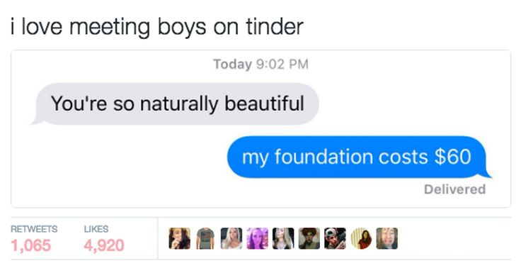 26 Tweets About Tinder That Are Hilariously True