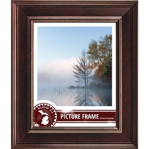 Craig Frames FM97MA 20x30Inch Picture Frame Smooth Wrap Finish 2Inch Wide Mahogany *** You can find more details by visiting the image link.