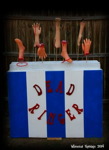 carnevil game dead ringer by halloween forum member mike and tiff