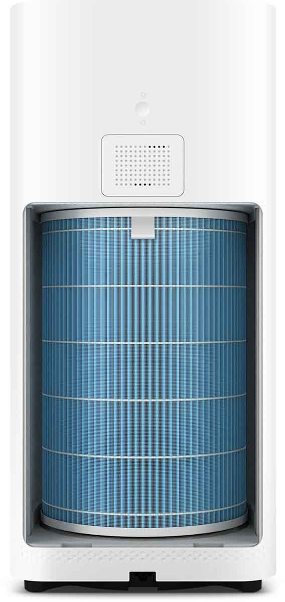 Mi Air Purifier 2 Hepa Filter Smartphone Controls 360a Air Intake Ultra Quiet Design With Dehumidifier For Allergi Air Purifier Home Air Purifier Hepa Filter