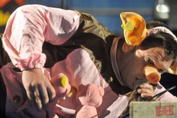 La Pourcailhade (Pig Festival) ··· photo by  Newsfr